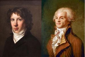 Robespierre, Saint Just et amis, martyrs de la République