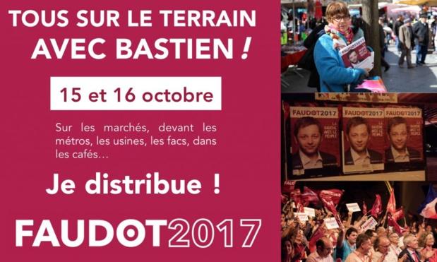 Mobilisation Générale pour Bastien #Faudot2017
