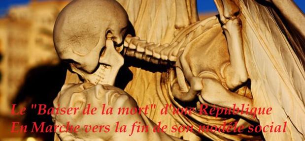 Dans le Gard comme partout en France, une République En Marche vers la fin de son modèle social !
