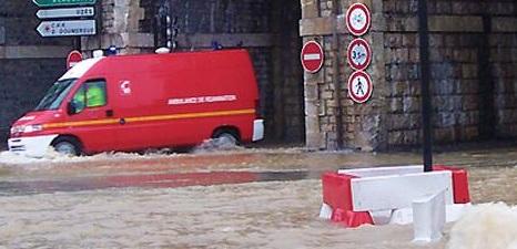 Le MRC 30 apporte un soutien TOTAL et INCONDITIONNEL aux Pompiers du Gard
