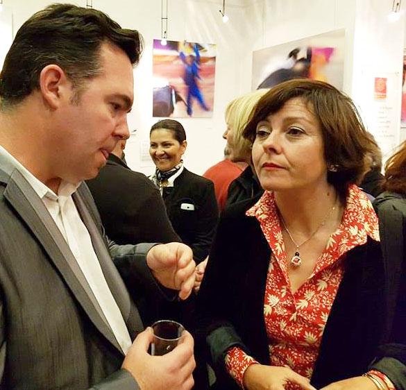 Une délégation du MRC 30 rencontre la Présidente de la Région LR-MP