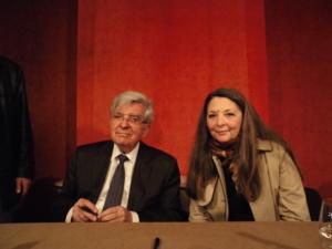 Jean-Pierre Chevènement et Sylvie Schwarz