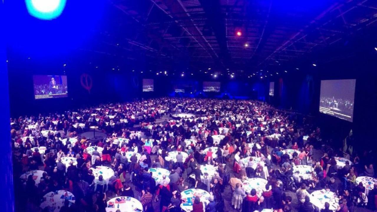 Convention La France Insoumise Bordeaux Lac