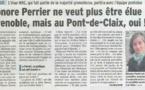 Municipales : Eléonore Perrier, l'heure des choix