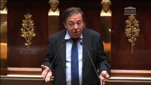 """Christian HUTIN à nouveau Président du Groupe d'études """"Amiante"""" de l'Assemblée nationale."""