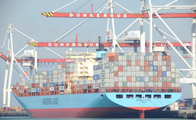 Port de Dunkerque CAP 2020, renouer avec notre histoire pour construire l'avenir.