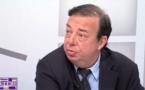 """Christian Hutin, député MRC du Nord: """"Je signe la motion de censure des gauches."""""""