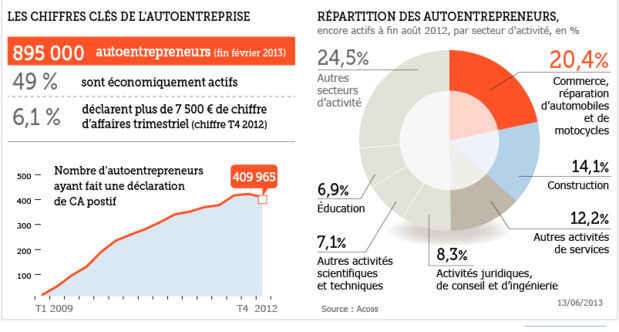 PROJET DE LOI PINEL : L'AVENIR DES AUTO-ENTREPRENEURS EN JEU