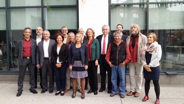 Régionales 2015 : Déclaration commune de la liste FDG/MRC
