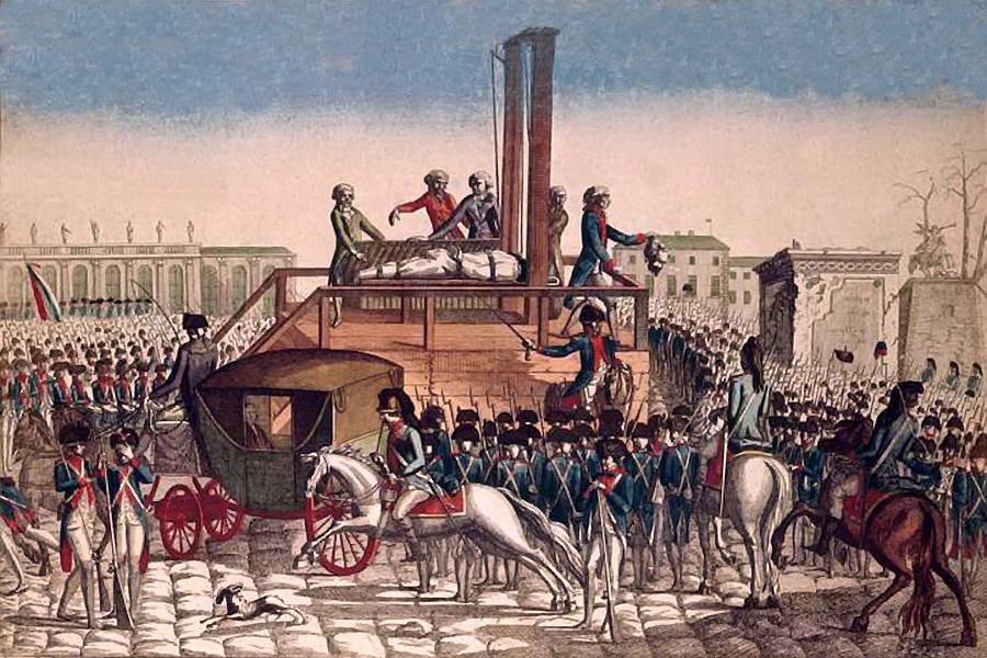 21 janvier : jour des tyrans