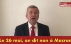 Appel à voter pour la liste conduite par Manon Aubry de Jean-Luc Laurent