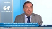 TV5 Monde - Christian Hutin