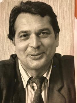 Alain Vrignon alors maire MDC de Doulon