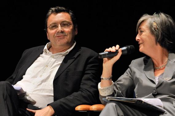 Jacques Nikonoff et Marie-Françoise Bechtel