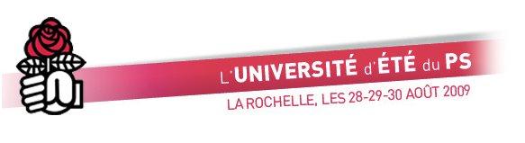 Le MRC invité de l'université d'été du Parti socialiste