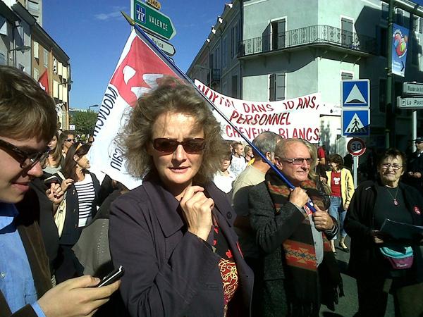 Manifestations du 6 novembre 2010: le MRC soutient la poursuite de la mobilisation née de la question des retraites