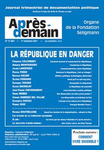 Communautarisme contre République: une menace en trois dimensions