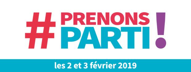 "#PrenonsParti : Texte d'orientation ""La Grande Bifurcation"""