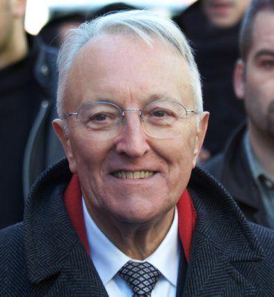Hommage à Georges Sarre le 5 février à Paris