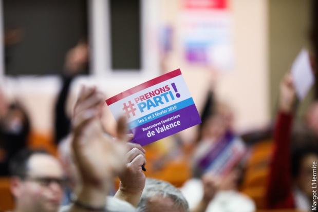 Après les Rencontres Fondatrices de Valence, construire la Gauche Républicaine et Socialiste (GRS)