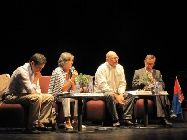 Les photos de l'Université d'été du MRC de Carros