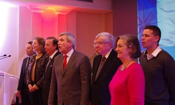 Congrès de Paris : le nouveau Secrétariat national élu