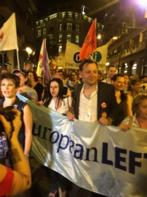 """""""Les Grecs ont le sentiment que François Hollande est aux abonnés absents"""""""
