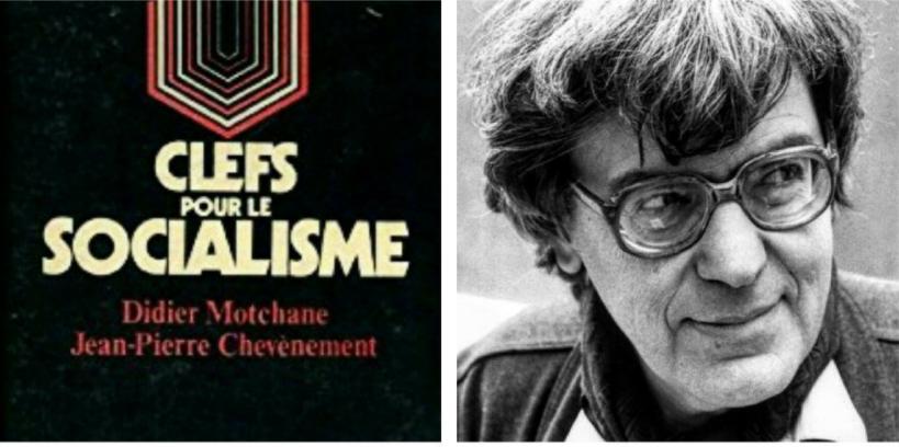 Mort de Didier Motchane, une perte immense pour la gauche française.