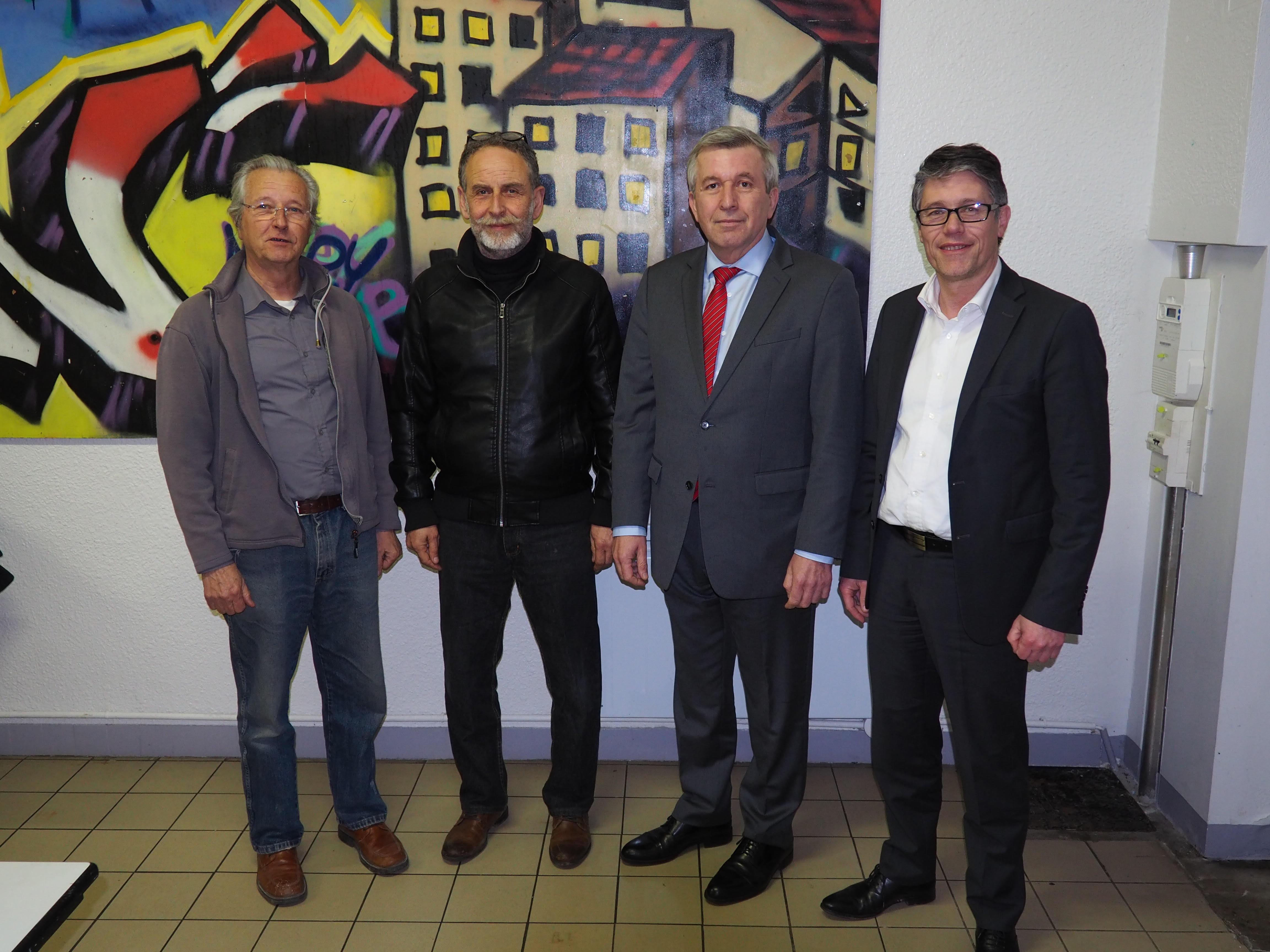 Jean-Luc Laurent en Isère à l'invitation de Frédéric VERGEZ