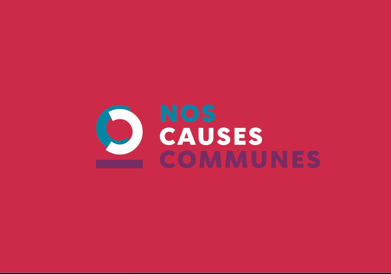 Lancement des premières « Causeries » de Nos Causes Communes à Paris, Toulouse et Laon pour reconstruire la gauche.