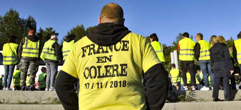 """""""Gilets jaunes"""" Le compte n'y est pas !"""