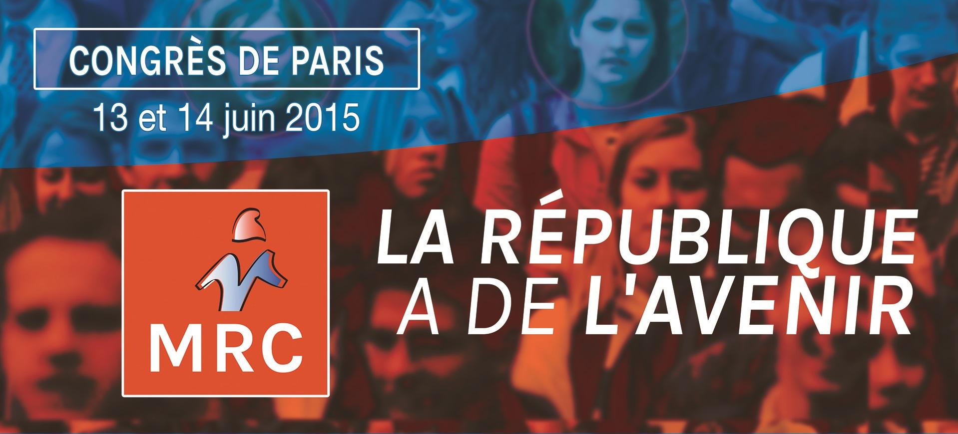 Congrès de Paris (13 et 14 juin) : La République a de l'avenir