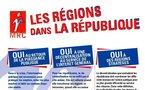 """Téléchargez et distribuez le tract : """"Les régions dans la République"""""""