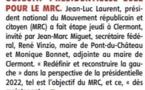 Poursuite du tour de France des adhérents à Clermont-Ferrand !