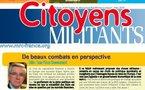Téléchargez et distribuez le numéro de Citoyens Militants de mars 2010