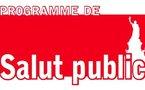 La motion d'orientation et le programme de salut public