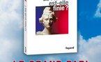 """Téléchargez l'affiche de promotion du livre de Jean-Pierre Chevènement, """"La France est-elle finie?"""""""
