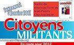 """Téléchargez et distribuez le numéro de Citoyens Militants de janvier 2011 consacré à la sortie de """"La France est-elle finie?"""""""