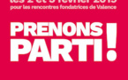 #PrenonsParti : Déclaration de principes