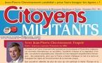 Téléchargez et distribuez le numéro de Citoyens Militants de décembre 2011