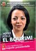 Législatives 2012: la liste des candidats MRC