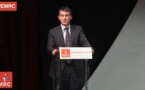 #UEMRC 2013: Intervention de Manuel Valls