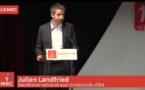 #UEMRC 2013: Présentation de l'université d'été par Julien Landfried
