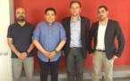Le MRC rencontre Syriza à Athenes