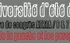 Université d'été du MRC : l'état de la gauche et les perspectives de sa refondation